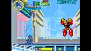 Mega Man The Power Battle