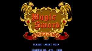 Magic Sword Heroic Fantasy
