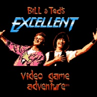 Bill and Teds Excellent Video Game Adventure