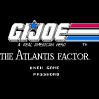 G I Joe The Atlantis Factor