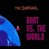 Simpsons The Bart Vs the World