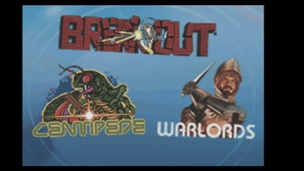 Breakout Centipede Warlords