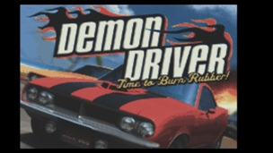 Demon Driver Time to Burn Rubber