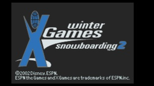 ESPN Winter X-Games Snowboarding 2