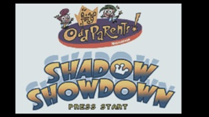 Fairly Odd Parents The Shadow Showdown