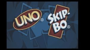 2 Games in 1 Uno and Skip-Bo