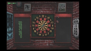 3 Games in 1 Darts and Roll-a-Ball and Shuffle Bowl