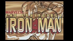 Invincible Iron Man The