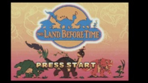 Land Before Time The