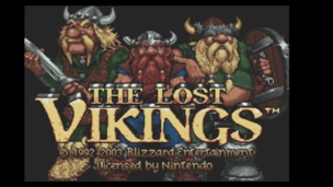 Lost Vikings The