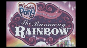 My Little Pony Crystal Princess The Runaway Rainbow