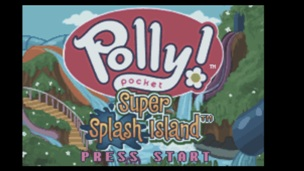 Polly Pocket Super Splash Island