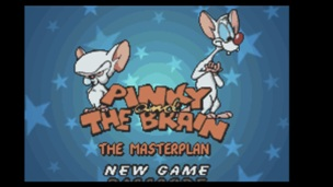 Pinky and the Brain The Masterplan