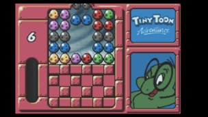 Tiny Toon Adventures Wacky Stackers