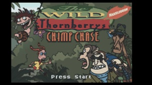 Wild Thornberrys The Chimp Chase
