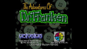 Adventures of Dr Franken The