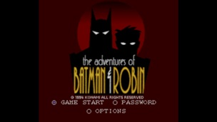 Adventures of Batman and Robin The