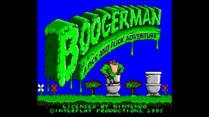 Boogermanа A Pick and Flick Adventure