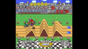 Excitebike Bun Bun Mario Battle Stadium 3 2