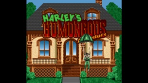 Harleys Humongous Adventure