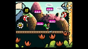 Super Mario World 2 Yoshis Island