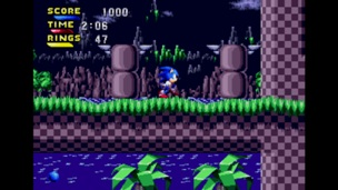 A Rushed Sonic Hack