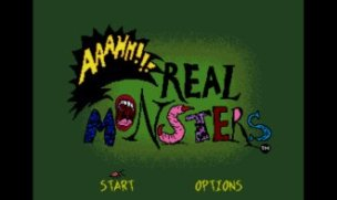 AAAHH Real Monsters