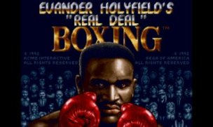Evander Holyfields Real Deal Boxing