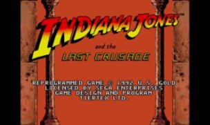 Indiana Jones the Last Crusade