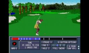 Jack Nicklaus Power Challenge Golf