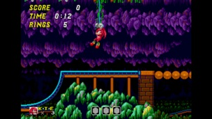 Knuckles Emerald Hunt