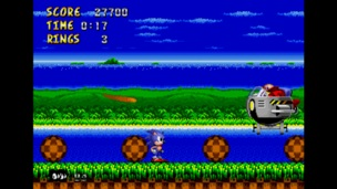 Sonic 1 Brother Trouble