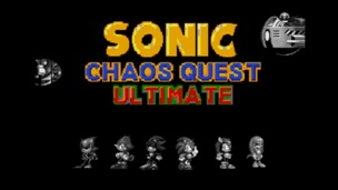 Sonic Chaos Quest Ultimate