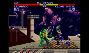 TMN Turtles Tournament Fighters