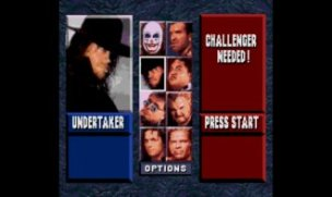 WWF Wrestlemania The Arcade Game